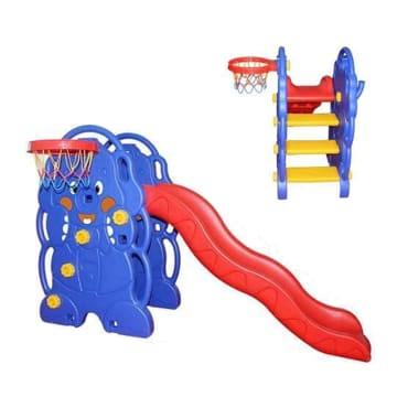 BE BE Baby Basketball Playground Elephant slide