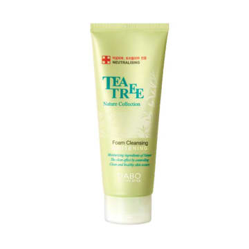 DABO Foam Cleansing Natural Collection - Tea tree (150ml)