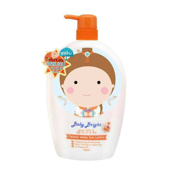 Baby bright Body Lotion 750ml #Salmon White
