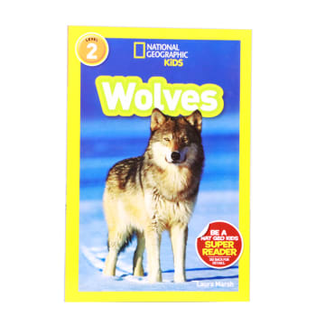 national geographic kids wolves level2