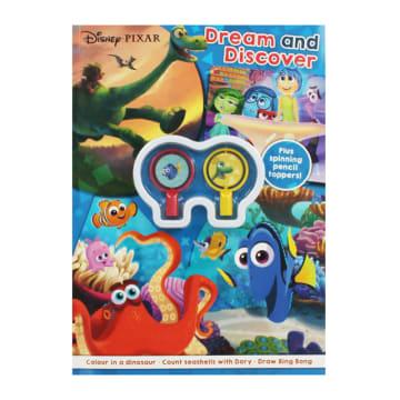 Disney Pixar Dream and Discover