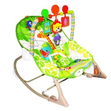 Infant - to - toddler rocker Green  ( 0+ Months)
