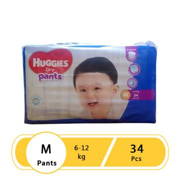 Huggies (Dry Pants Jumbo) M 34