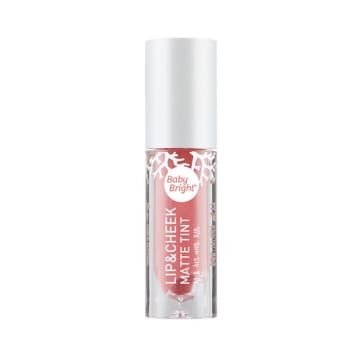 Baby Bright - Lip & Cheek Matte Tint#6 Pink Carnation