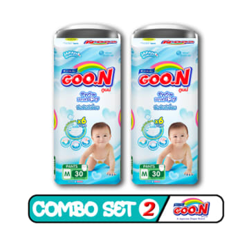 Goo.N Pants - M .30 Pcs ( Combo Set 2 )