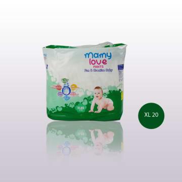 Mamy Love Pants Fun & Creative Baby (XL 20)
