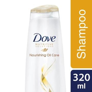 Dove Shampoo Oil Care 320ml