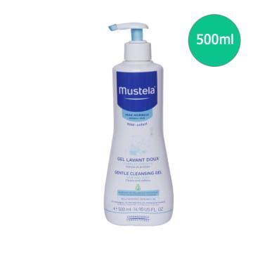 Mustela Gentle Cleansing Gel Hair and Body (500ml)