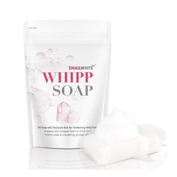 Namu Life SnailWhite Whipp Soap 100 g