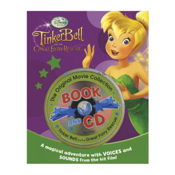 Disney Tinkerbell & The Great Fairy Rescue