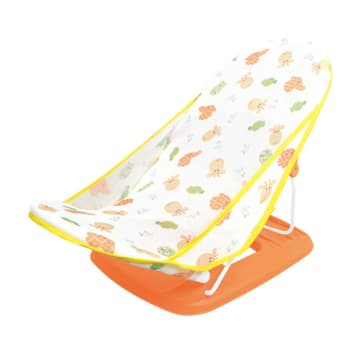 Baby Bath Rack (Orange)