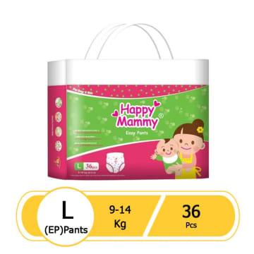 Happy Mammy Easy Pants L-36pcs