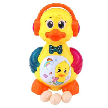 Eggy Duck (3+Ages)