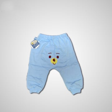 Baby Mommy NewBorn Interlok Color Pant Size-2 (1-3 M)