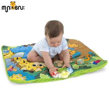 Chicco Baby Musical Jungle play mat