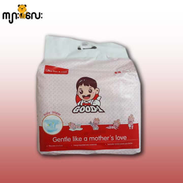 Good One (Baby Tape Diaper L 25 Pcs/ 9kg - 13kg)