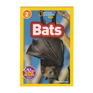 National Geographics Kids Bats Level 2