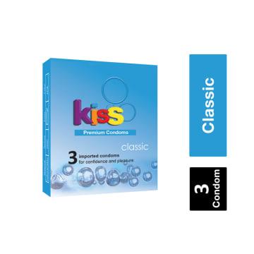 Kiss Classic Premium Condom ကြန္ဒုံး