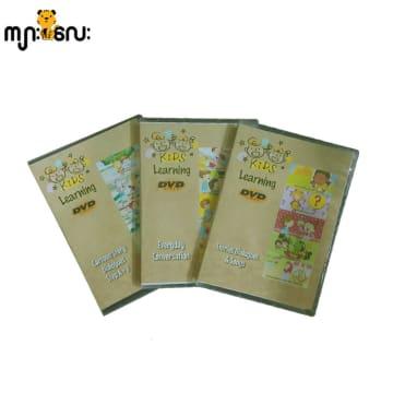 Kid Learning DVD Set (3)