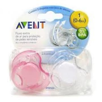 Philip AVENT Classic orthodontic soothers 0-6m - SCF-178/23