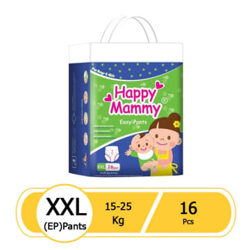 Happy Mammy Easy Pants XXL - 16pcs