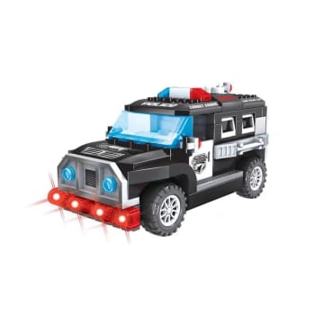 Swat Combat Armor Car Diy (3 + Ages)