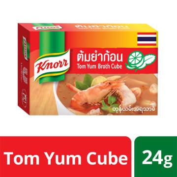 Knorr Cube Tomyam (mm) 24g