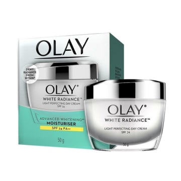 Olay White Radiance Cellucent Cream SPF-24 50g