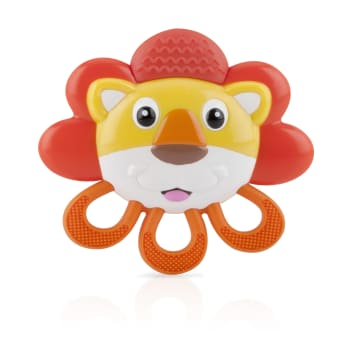 Nuby Soothing Teether Vibe - eez
