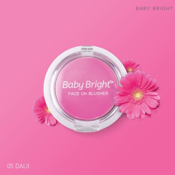 Baby bright Face On Blusher 5g
