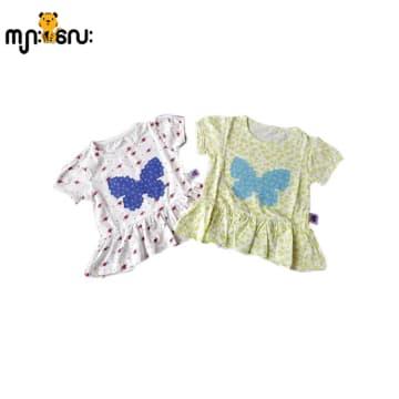 100% Cotton Baby Girl T Shirt