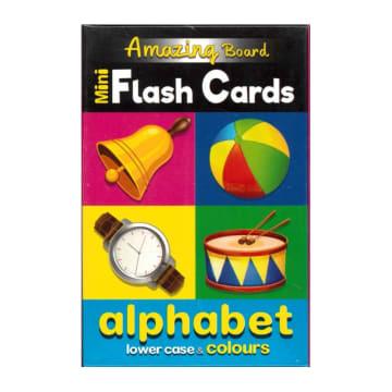 Alphabet Lower Case & Colours
