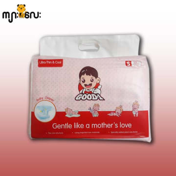 Good One (Baby Tape Diaper S 32 Pcs/ 3kg - 6kg)