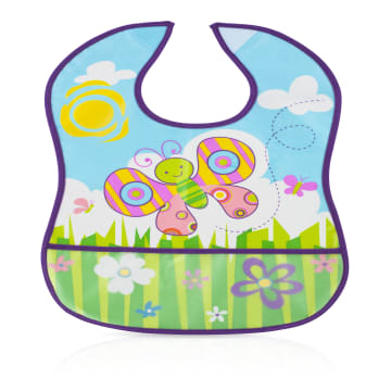 Nuby Catch All Bib