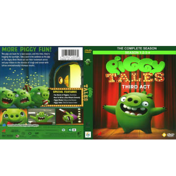 Angry Birds Piggy Tales