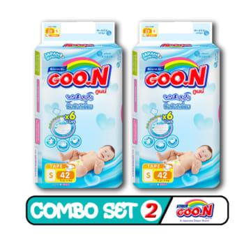 Goo.N Tape - S .42 Pcs ( Combo Set 2 )