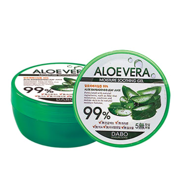 DABO Aloevera Moisture Soothing Gel (300ml)