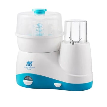 Bottle & Babyfood Warmer + Food Processor