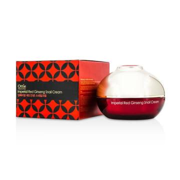 Ottie Red Ginseng Snail Cream (B) (120ml)