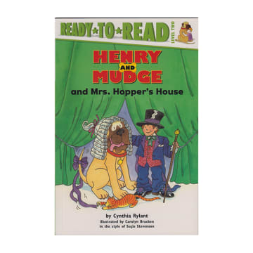 Ready to read H&M mrs hopper house