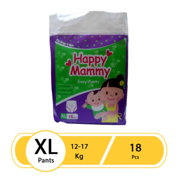 Happy Mammy Easy Pants XL - 18pcs