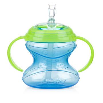 Nuby - Flex Straw Click it Cup