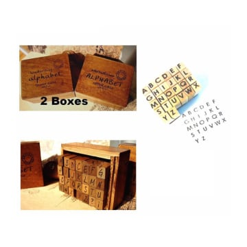 ABC Stamp Box