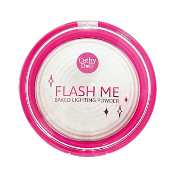 Cathy Doll Flash Me Lighting Powder#1 Aura Lights 8g