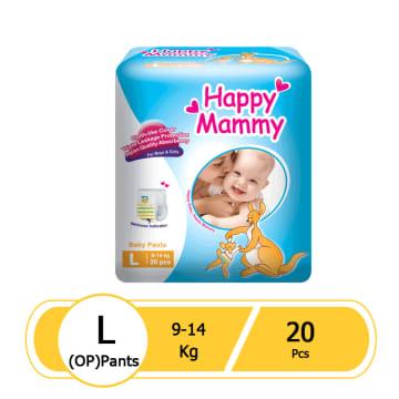 Happy Mammy Original Pants L-20 Pcs