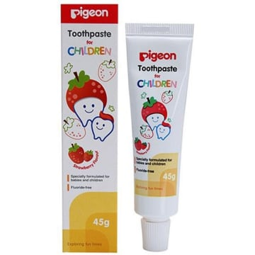 Pigeon Toothpaste  for children Strawberry