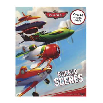 Disney Planes Sticker Scenes (Paperback)