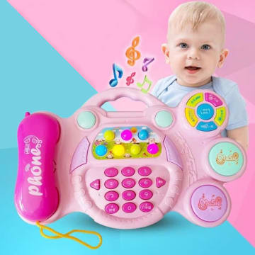 Baby Learning Machine Phone (3+ Ages)