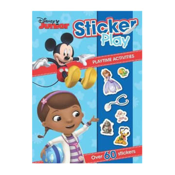 Disney Junior Sticker Play (Paperback)