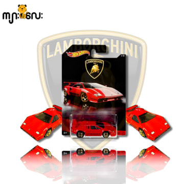HW LAMBORGHINI ASST (Hot Wheels Lamborghini Red Car)
